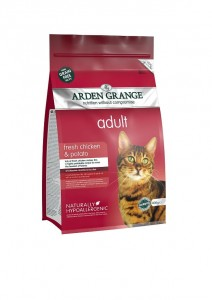 Arden Grange Cat Chicken Grain Free 400 g