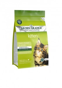 Arden Grange Cat Kitten Grain Free 400 g