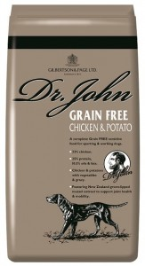 Dr John Grain Free Chicken & Potato 2 kg