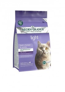 Arden Grange Cat Light Grain Free 400 g