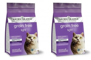 Arden Grange Cat Light Grain Free 2 x 4 kg