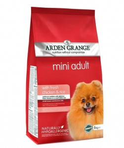 Arden Grange Mini Adult Chicken 6 kg